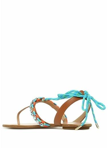 Aquazzura Sandalet Renkli